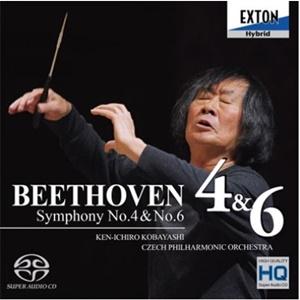 ベートーヴェン: 交響曲第4番, 第6番「田園」