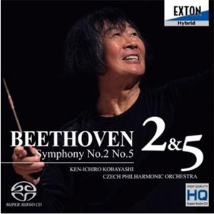 ベートーヴェン: 交響曲第2番, 第5番「運命」