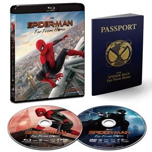 スパイダーマン:ファー・フロム・ホーム ブルーレイ&DVDセット(初回生産限定) [Blu-ray]